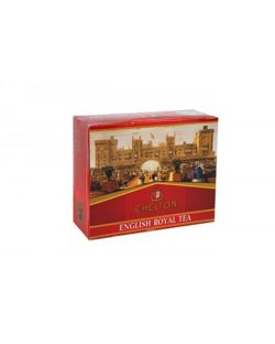 Chelton English Royal Tea herbata liściasta 100g